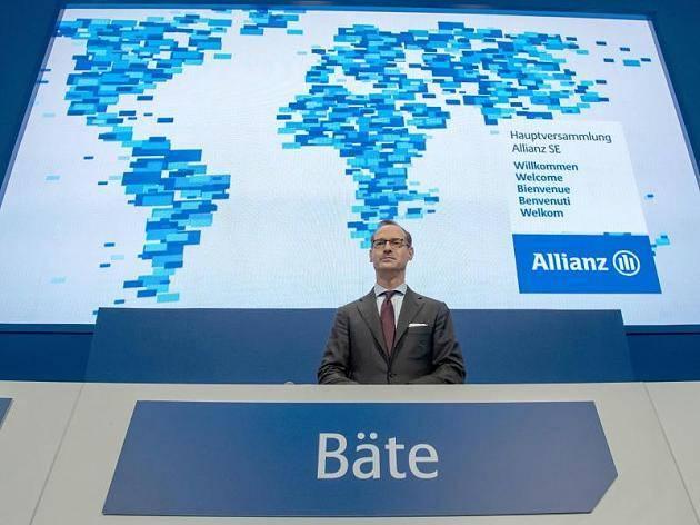 Allianz-Chef warnt vor Pleiten von Lebensversicherern – und sieht nächste große Krise kommen
